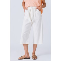 Off White Linen pants
