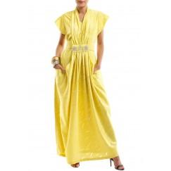 Yellow Masa Kaftan