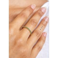 Tina Green Ring