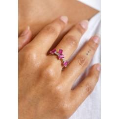 The Pink Diamond Ring