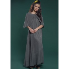 FullLength Kaftan Grey