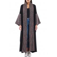 Ghala shawl collar bisht