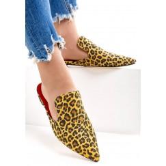 The Cheetah Babouche