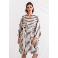 Haori Striped Robe