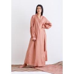 Pink Robe Kaftan