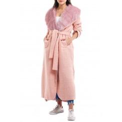 Pink Reversible Coat