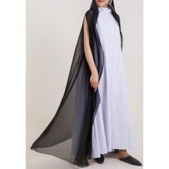 Black Hoodie Vest