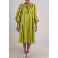 The Ball Dress Green