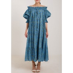 Fufu offshoulder dress