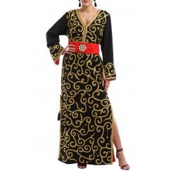 black dress tadreez