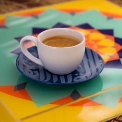 Ghida Espresso Cup - Navy Blue