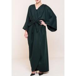 Winter Japanese Dress