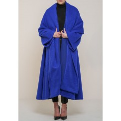 Winter Coat Blue