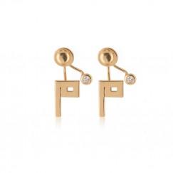 Meem Suspended Earrings