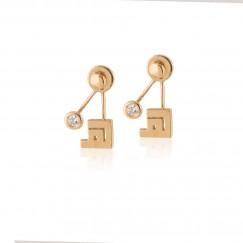 Haa Suspended Earrings