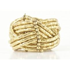 Cross gold Bracelet