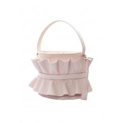 Zeezee bucket bag pink