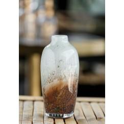Bell De Terr Glass Vase
