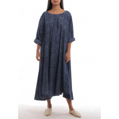 The Essential Navy Oversized Dress