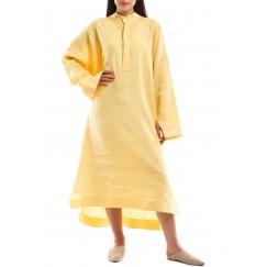 Oversized Shirt Dress Plain