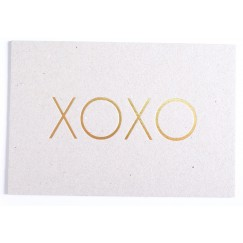 Card XOXO