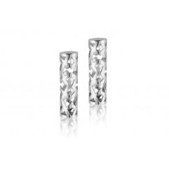 Arabesque Earrings white gold
