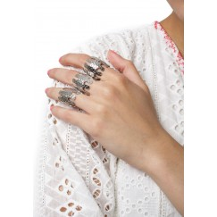Corallo XL Ring(White Gold)