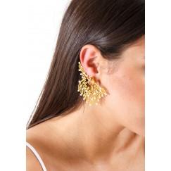 Coral D'or Earrings -Pre order