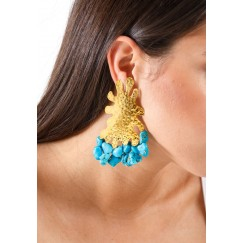 Corallo Beach Earrings -Pre order