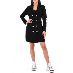 Cutout Blazer Dress