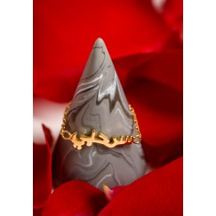 Ser hobi gold ring