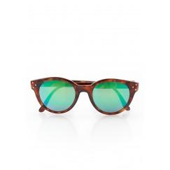 Tortoise frame sunglasses