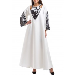 The sequins  kaftan
