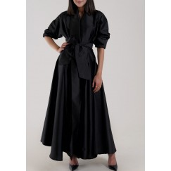 Flute Long sleeve Dress