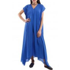 The Lulu kaftan blue