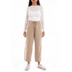 Sports stripe lounge pants