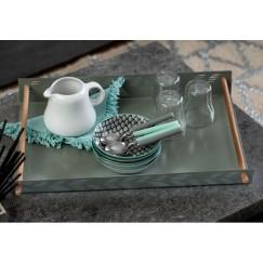 Flat Trays (Grey)