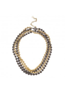 Ball chain nacklace
