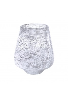 Hand Blown Candle Holder (L)