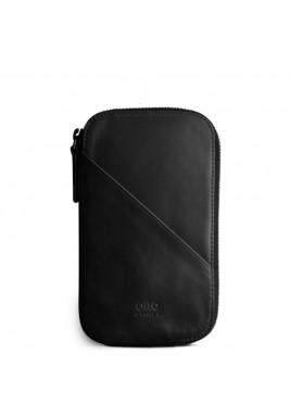 Black Travel Phone Wallet