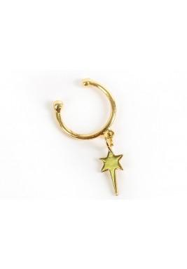 Amulet Charm Mid Ear Cuffs