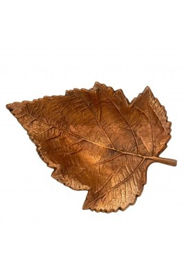 Bronze Leaf Accent (L)