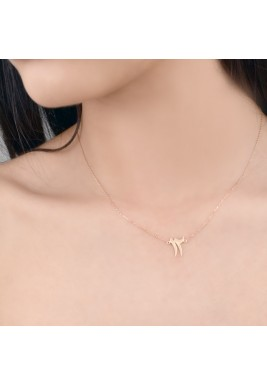 Ithna Ashar Necklace (Rose gold)