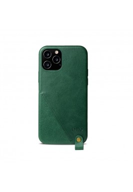 Forest  Green Anello 360 for iPhone 12 / 12 Pro