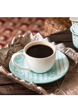 Ghida Espresso Cup - Turquoise