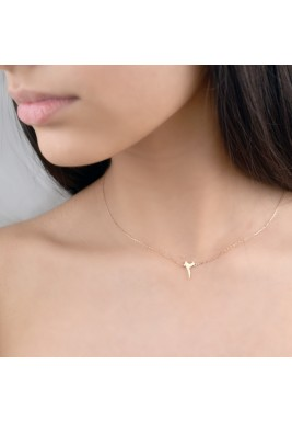 Ithnan- Necklace (Rose gold)