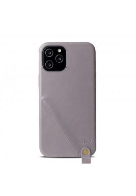 Cement Gray Anello 360 for iPhone 12 Pro Max