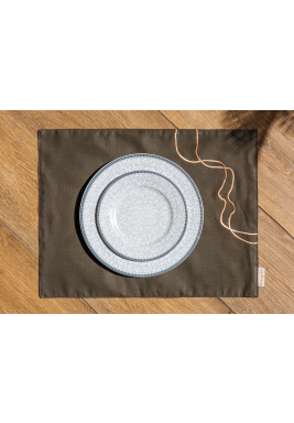 Curved Lines Placemat (Set of 4)