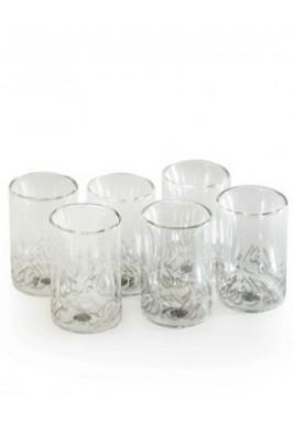 Glass-Joy-Platinum-Set of 6