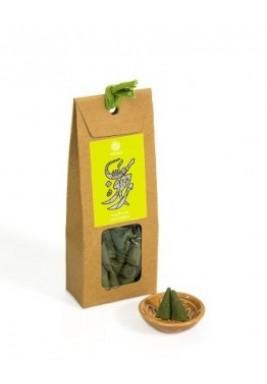 Lemongrass Bakhour Cones